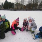 Leden v Rybičkách